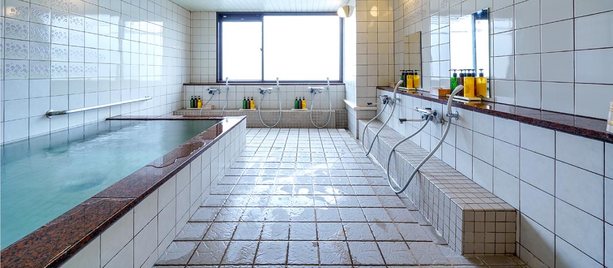 大浴場 7F 男女 1ヶ所