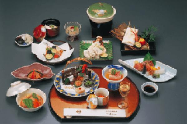 Kyoto Kaiseki Dinner Package!!