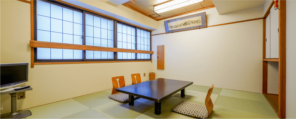 Japanese-Style 12 tatami mats